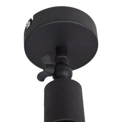 Urban Interiors Urban Interiors plafondlamp 'Bulby', kleur Vintage Black