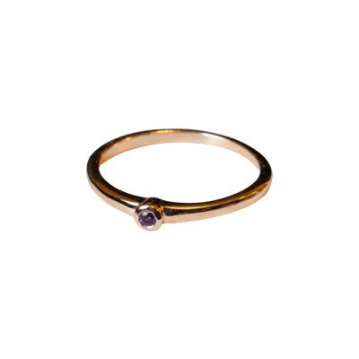 hann jewelry SP2 - Rose Gold plated Sterling Silver 7