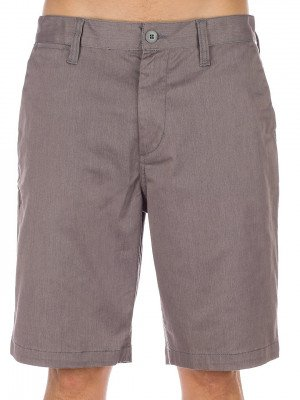 DC DC Worker Straight Shorts grijs