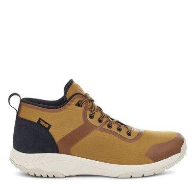 Teva Teva Gateway Mid Sneaker, Bruin voor Heren, Maat 39.5