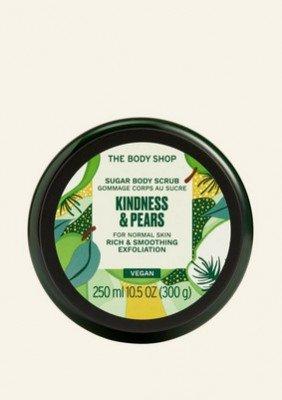 The Body Shop NL Kindness & Pears Sugar Body Scrub 250 ML