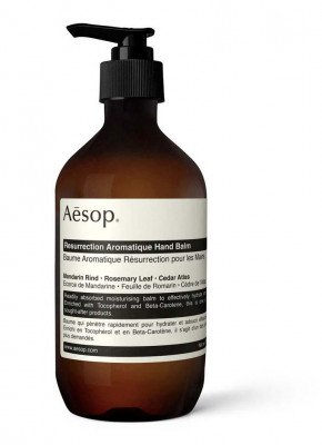 Aesop Aesop Resurrection Aromatique Hand Balm - handcrème