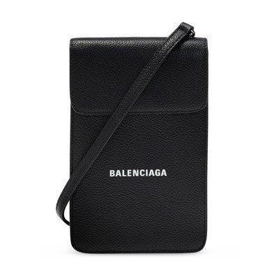Balenciaga Telefoonhouder met strap