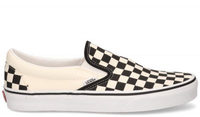 Vans Vans Checkerboard Classic Slip-On VN000EYEBWW Herensneakers