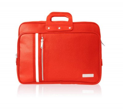 Bombata Bombata 24H Club Laptoptas 15 inch Red