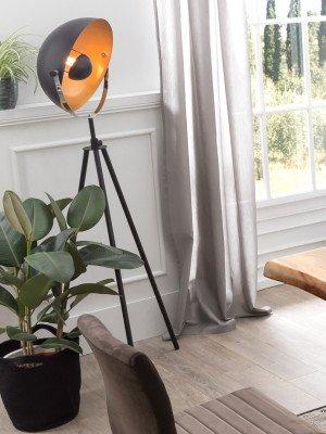 Artistiq Living Artistiq Vloerlamp 'Loek' 167cm hoog