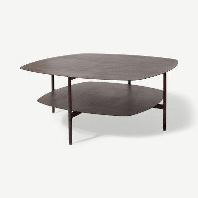 MADE.COM Tayen vierkante salontafel