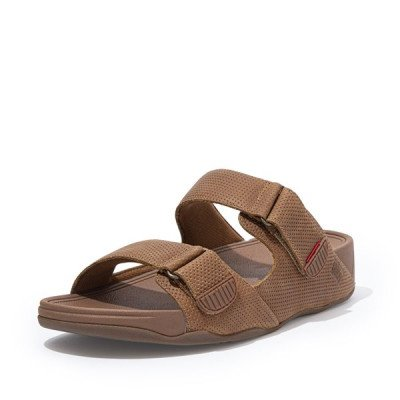 FitFlop FitFlop Gogh slippers bruin