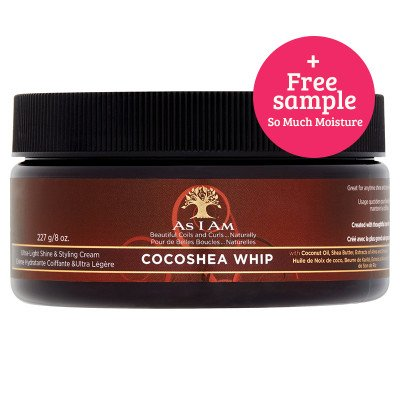 As I Am As I Am Cocoshea Whip Styling Gel