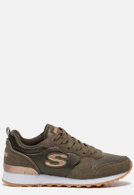 Skechers Skechers OG 85 Gold'n Gurl sneakers groen