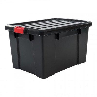 Iris Iris powerbox met deksel - 68 liter
