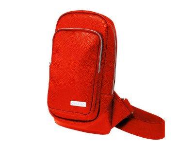 Bombata Bombata Handige schoudertasje Crossover Sling Pack Red