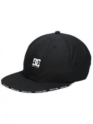DC DC Sandwich Cap zwart