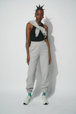 NU-IN Essential High Waist Oversized Joggers