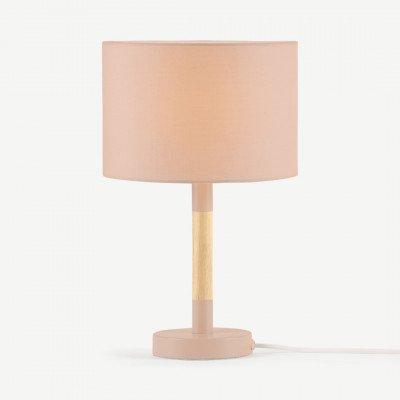 MADE.COM Kyle tafellamp, roze
