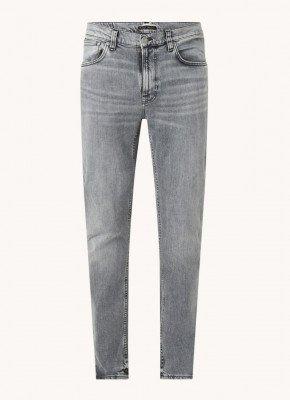 Nudie Jeans Nudie Jeans Lean Dean slim fit jeans met gekleurde wassing