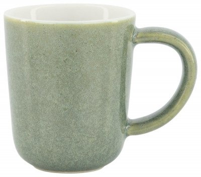 HEMA Espressomok Chicago 80 Ml - Reactief Glazuur - Groen (Green)