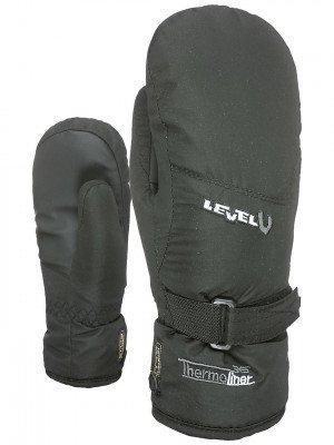Level Level Junior II Mittens zwart