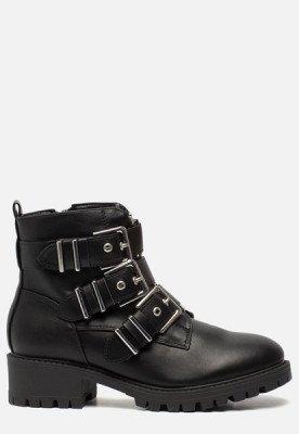 Ps poelman Ps poelman Biker boots zwart