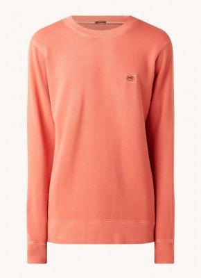 Denham Denham Sweater met logo