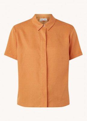 Samsøe en Samsøe Samsøe & Samsøe Mina blouse van lyocell