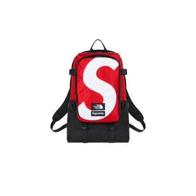 Supreme Supreme The North Face S Logo Expedition Backpack Red (FW20)