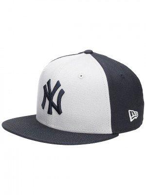 new era New Era NY Yankees Character Front 9Fifty Cap grijs