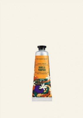 The Body Shop NL Vanilla Pumpkin Hand Cream 30 ML