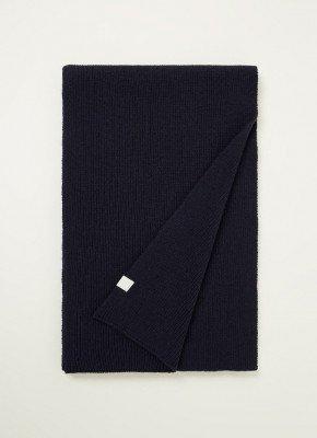 ARMEDANGELS ARMEDANGELS Fredaa grofgebreide sjaal 190 x 30 cm
