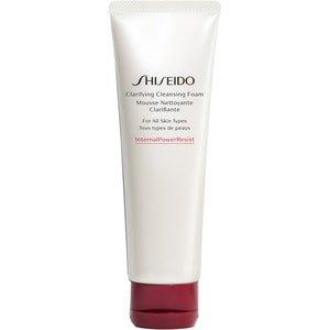 Shiseido Shiseido Daily Essentials Shiseido - Daily Essentials Clarifying Cleansing Foam