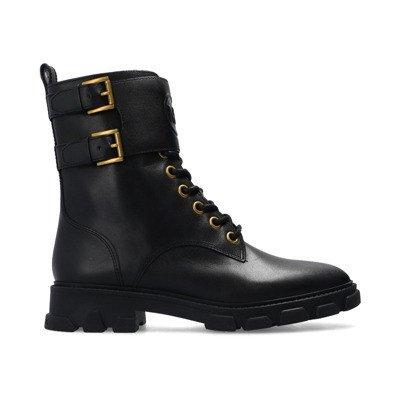 Michael Kors Ridley combat boots