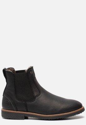Panama Jack Panama Jack Gamock Igloo C2 Chelsea boots zwart