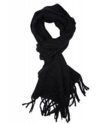Profuomo Profuomo heren navy boiled wool sjaal