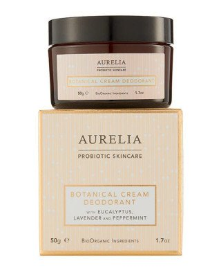 Aurelia Probiotic Skincare Aurelia - Botanical Cream Deodorant - 50 gr