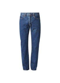 Levi's Levi's 501 high rise straight leg jeans met stonewash