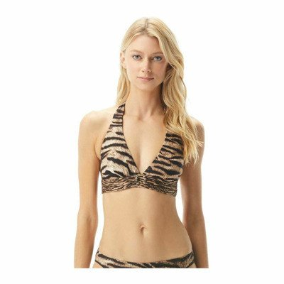 Michael Kors Bikini Top Tiger