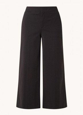 drykorn DRYKORN Bonnet high waist culotte met steekzakken
