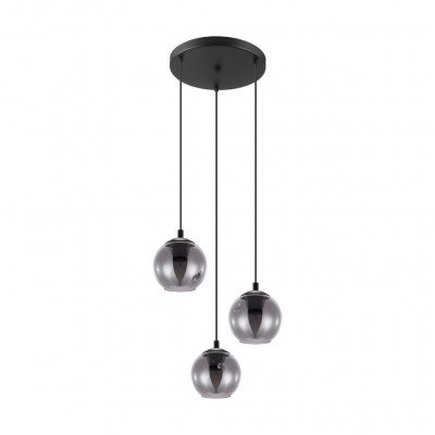 Woonexpress Hanglamp Ariscani Zwart