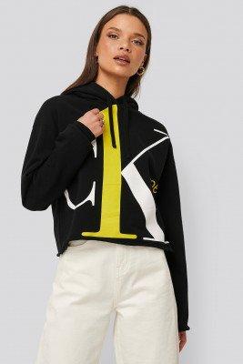 Calvin Klein Calvin Klein Hoodie Met Logo - Black