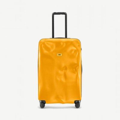 MADE.COM Crash Baggage Icon koffer, groot, geel