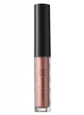 HEMA Metallic Lipgloss Chrushing Copper (koper)