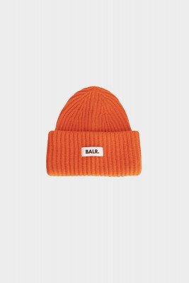 BALR. BALR. Rib Beanie Vibrant Orange
