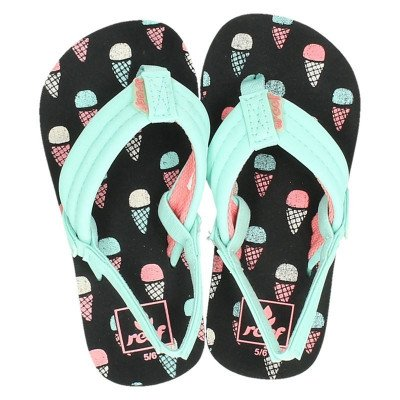 Reef Reef Little Ahi Ice Cream slippers