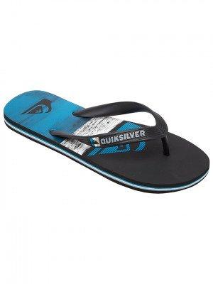 Quiksilver Quiksilver Molokai Panel Sandals zwart