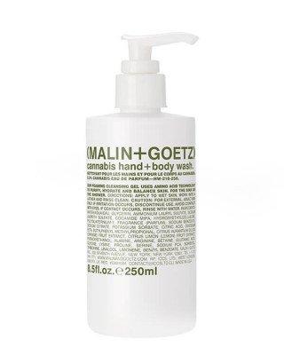 Malin+Goetz Malin+Goetz - Cannabis Hand + Body Wash - 250 ml