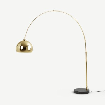 MADE.COM Bow grote staande lamp