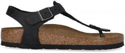 Birkenstock Zwarte Birkenstock Sandalen Kairo Bs