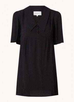 BAenSH ba&sh Peyton mini jurk met vlindermouw