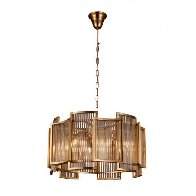 Richmond Interiors Richmond Hanglamp 'Cyrine', kleur Goud