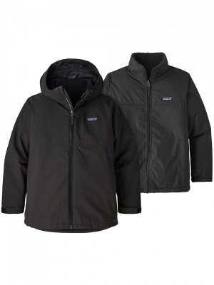 Patagonia Patagonia 4-in-1 Everyday Jacket zwart